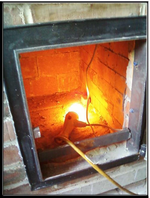 Masonry Stove Hot And Cold
